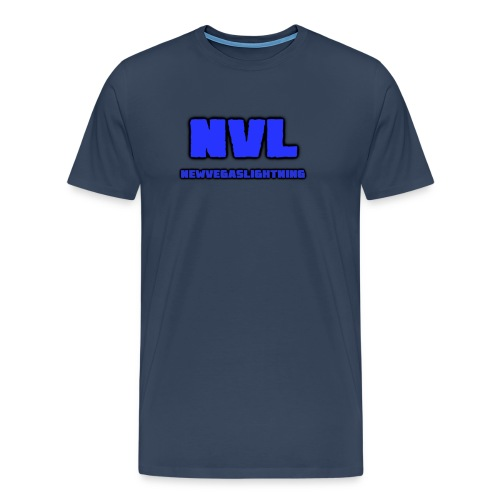 Retro Logo Shirt - Men's - Men's Premium T-Shirt