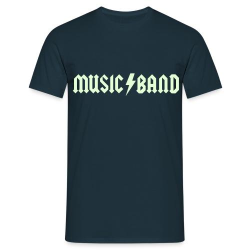 Music/Band - Männer T-Shirt