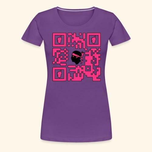 CORSICA GEEK T-SHIRTS - T-shirt Premium Femme