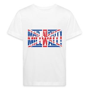 Millwall Mad About - Kids' Organic T-shirt