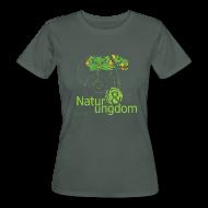 T-shirts ~ Organic damer ~ Natur & Ungdom dame, øko, grønt logo