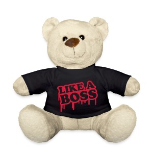 Ourson Like A Boss - Nounours