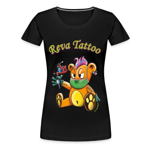 Tee shirt classique Femme - T-shirt Premium Femme