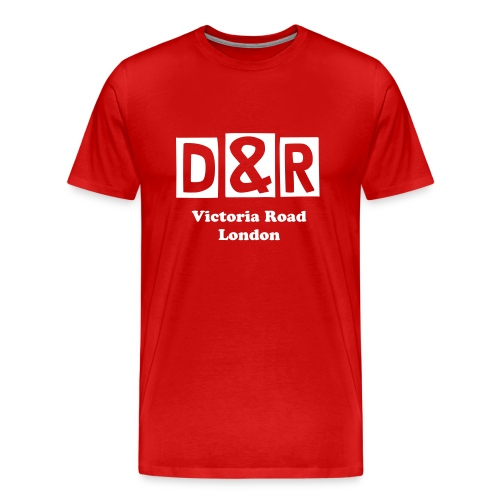 Dagenham & Redbridge - Men's Premium T-Shirt