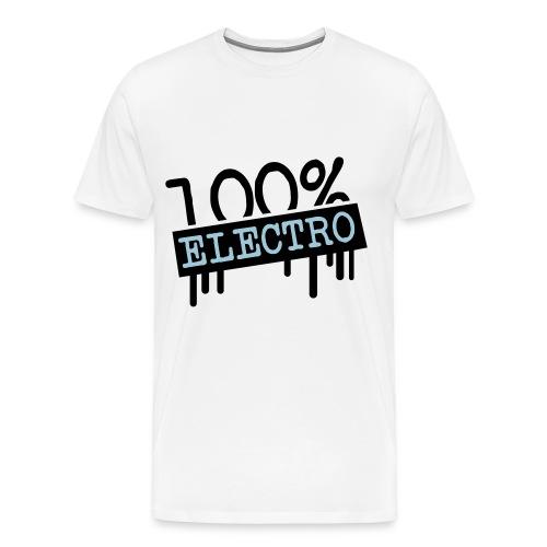 tee shirt Electro - T-shirt Premium Homme