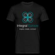 T-Shirts ~ Men's T-Shirt ~ Integral Europe, Black