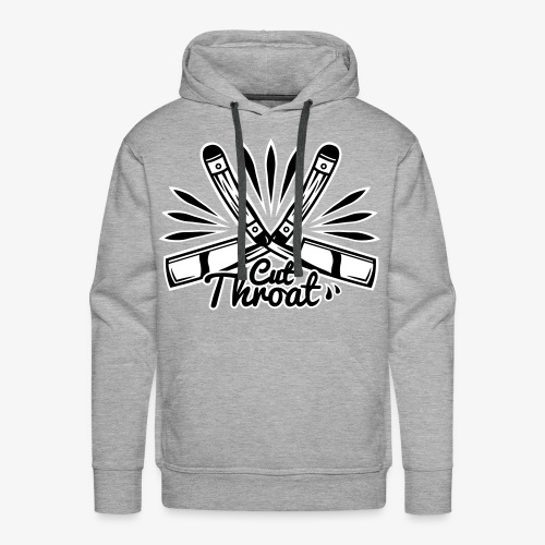 Cut Throat Hoody - Men's Premium Hoodie