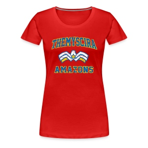 Themyscira Amazons - Inspired by Wonder Woman - Women's Premium T-Shirt