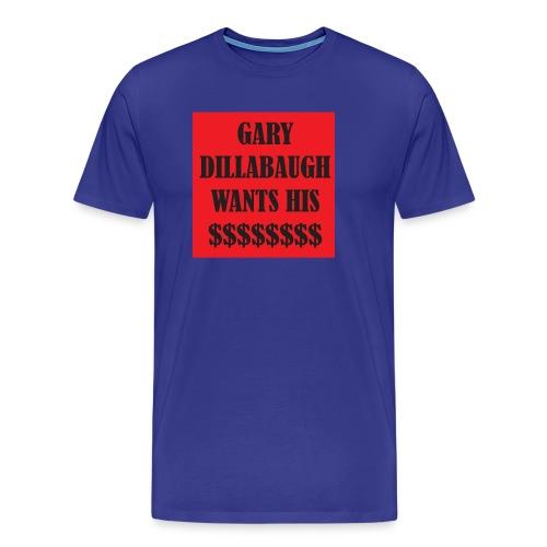 gary-t copy.png - Men's Premium T-Shirt
