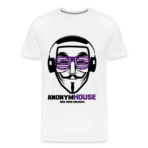 AnonymHouse - T-shirt Premium Homme