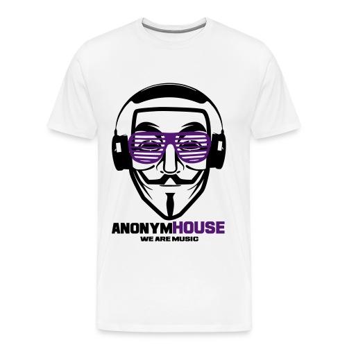 AnonymHouse - T-shirt Premium Homme