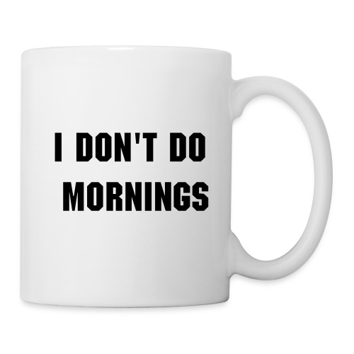 Mornings Mug - Mug