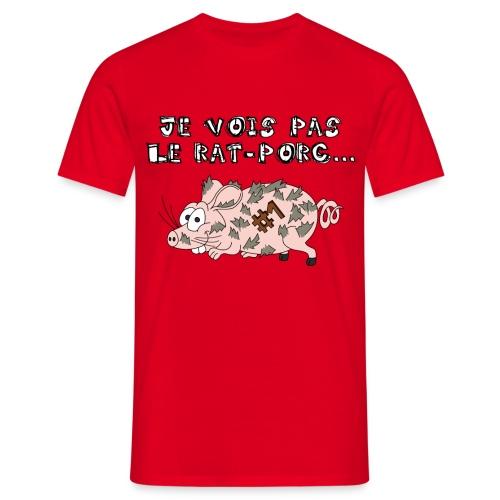 Rat-Porc - T-shirt Homme
