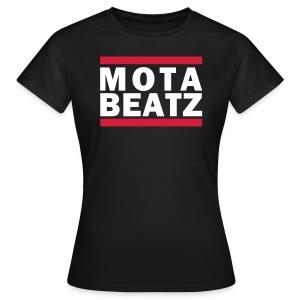 Motabeatz Shirt BLK - Women's T-Shirt