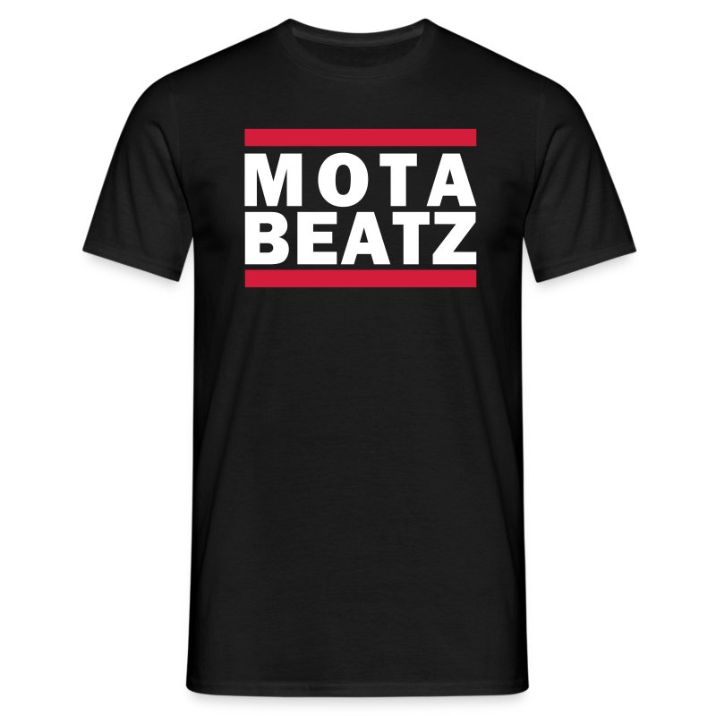 Motabeatz Shirt BLK - Men's T-Shirt