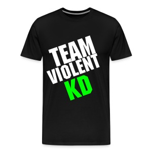 Men's Tee : Team ViolentKD  - Men's Premium T-Shirt