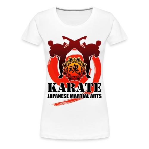 karate keri - Women's Premium T-Shirt