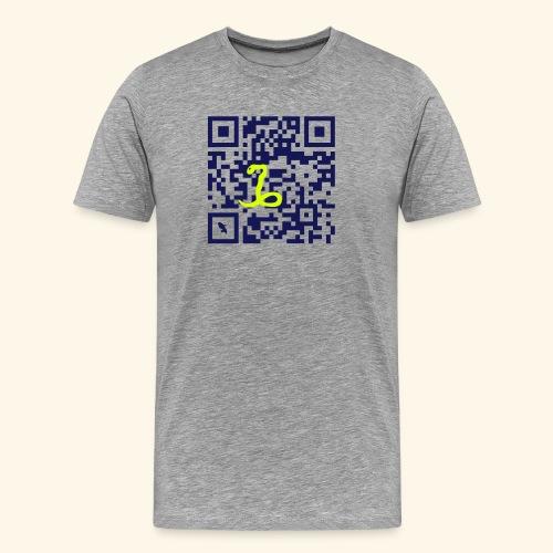 MARTINIQUE QR CODE TEE SHIRT - T-shirt Premium Homme