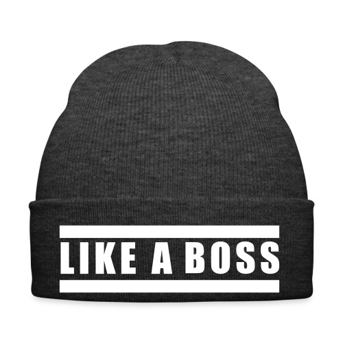 Like a boss muts - Wintermuts