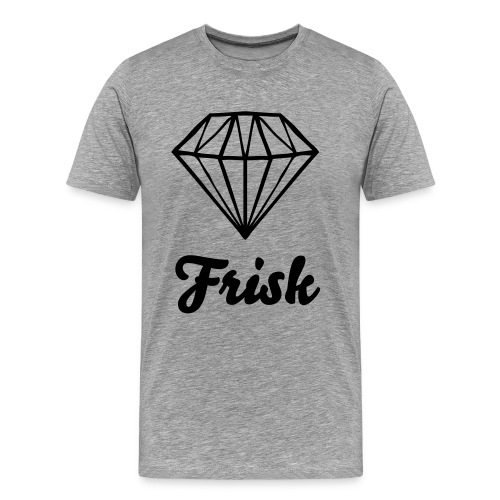 Frisk Diamond - Men's Premium T-Shirt