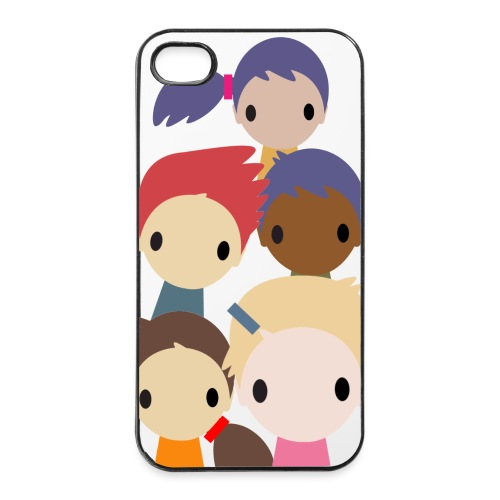 Confessiondolls iPhone snap-on case - iPhone 4/4s Hard Case