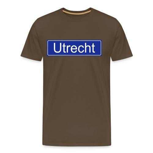 t-shirt: Utrecht - Mannen Premium T-shirt