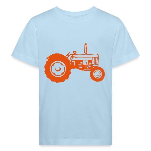 Traktor - Økologisk T-skjorte for barn