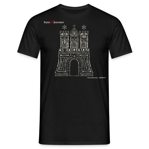 The Gridworks - Totem VI - Männer T-Shirt