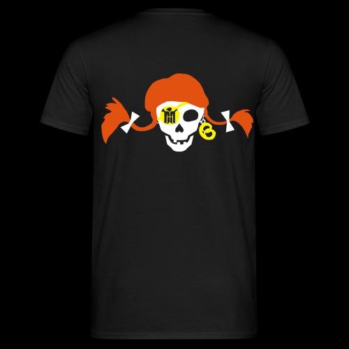 pipilotta und die goldene brezn - Männer T-Shirt