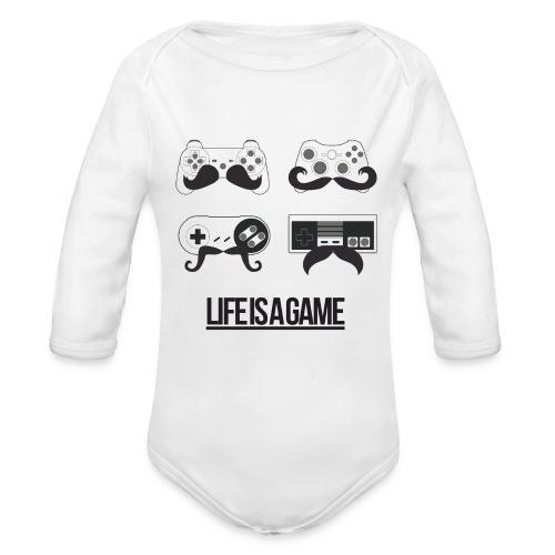 Le Game - Body bébé bio manches longues
