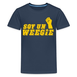 Soy Un Weegie - Teenage Premium T-Shirt