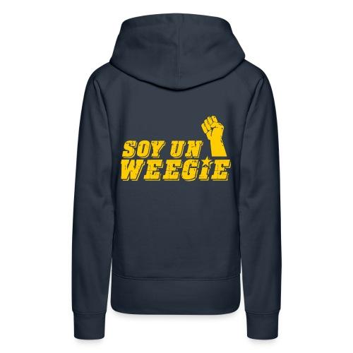 Soy Un Weegie - Women's Premium Hoodie