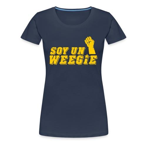 Soy Un Weegie - Women's Premium T-Shirt