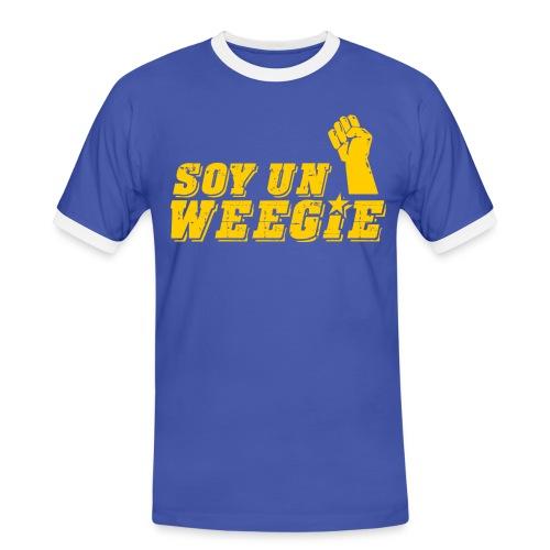 Soy Un Weegie - Men's Ringer Shirt