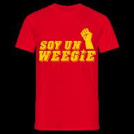 T-Shirts ~ Men's T-Shirt ~ Soy Un Weegie
