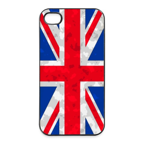 Union Jack - iPhone case - Coque rigide iPhone 4/4s