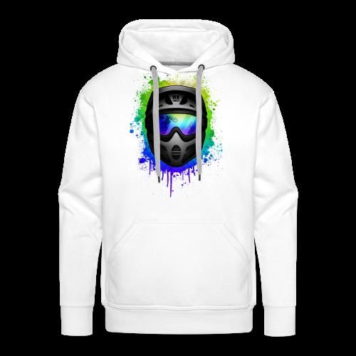HelMX - Sweat-shirt à capuche Premium pour hommes
