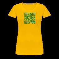 T-Shirts ~ Women's Premium T-Shirt ~ MACAU GEEK TEE SHIRT