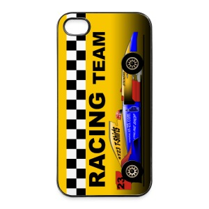 racing Team - coque portable - iPhone 4/4s Hard Case
