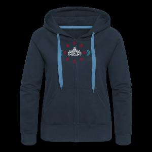 ZX Slap - Women's Premium Hooded Jacket