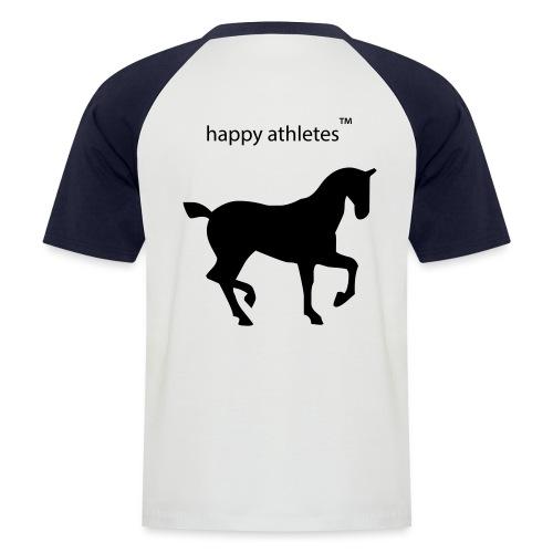 Finess T-Shirt - Männer Baseball-T-Shirt