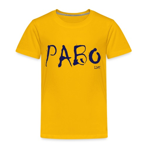 Kinder Shirt PABO line Freestyle - Kinder Premium T-Shirt