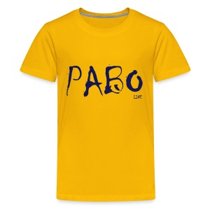 Teenager Shirt PABO line Freestyle - Teenager Premium T-Shirt