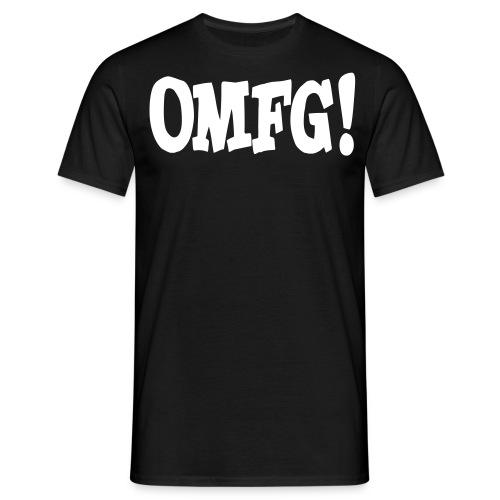 OMFG! - Herre-T-shirt