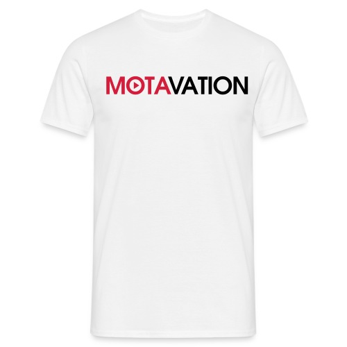 Motavation Shirt WT - Men's T-Shirt