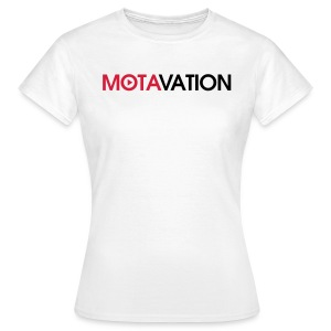 Motavation Shirt WT - Women's T-Shirt