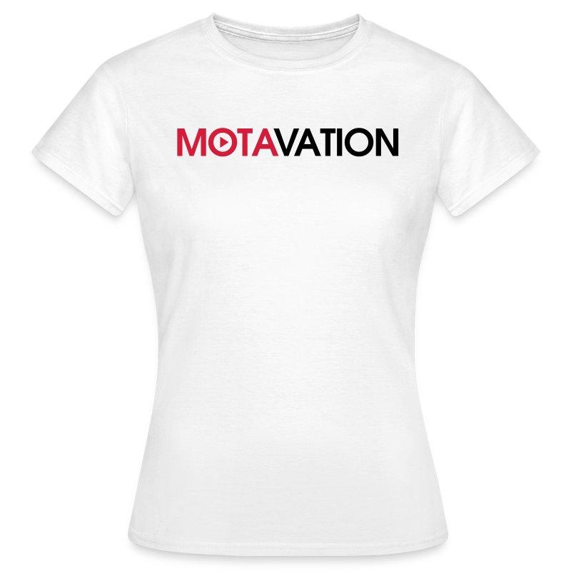 Motavation Shirt WT - Women's T-Shirt