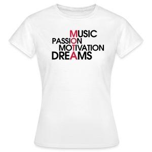 Mota Shirt WT - Women's T-Shirt