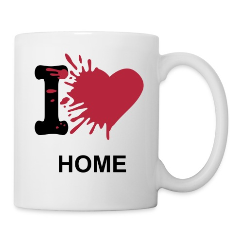 I love Home Tasse - Tasse