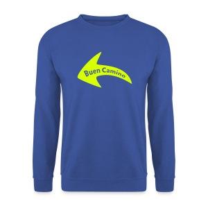 Buen Camino HQ. COMPOSTELA Ed. - Men's Sweatshirt
